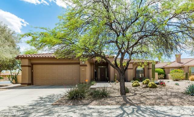 9697 N Golden Sun Drive, Oro Valley, AZ 85737 (#22111072) :: Long Realty - The Vallee Gold Team