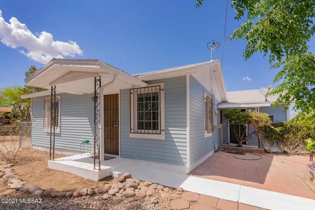 431 E Navajo Road, Tucson, AZ 85705 (#22111077) :: Long Realty - The Vallee Gold Team