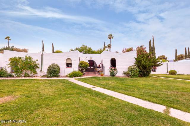 630 W Roller Coaster Road, Tucson, AZ 85704 (#22111079) :: Long Realty - The Vallee Gold Team