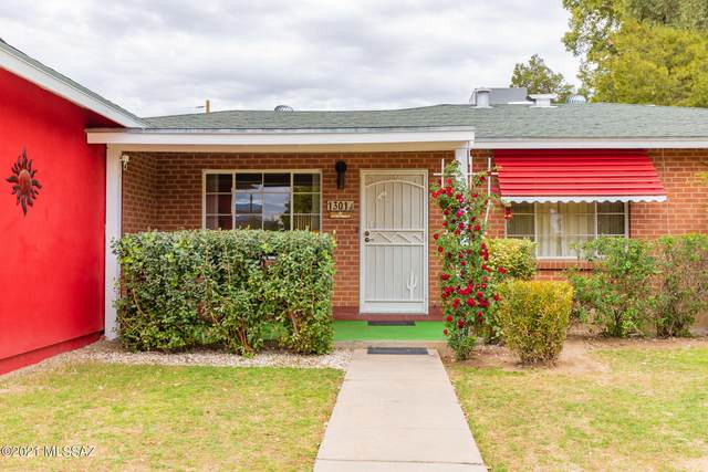 1301 N Arcadia Avenue, Tucson, AZ 85712 (#22111093) :: The Josh Berkley Team