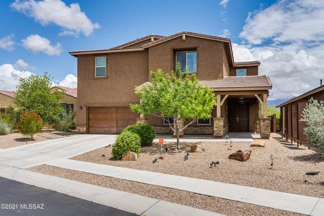 11084 N Hydrus Avenue, Oro Valley, AZ 85742 (#22111114) :: AZ Power Team