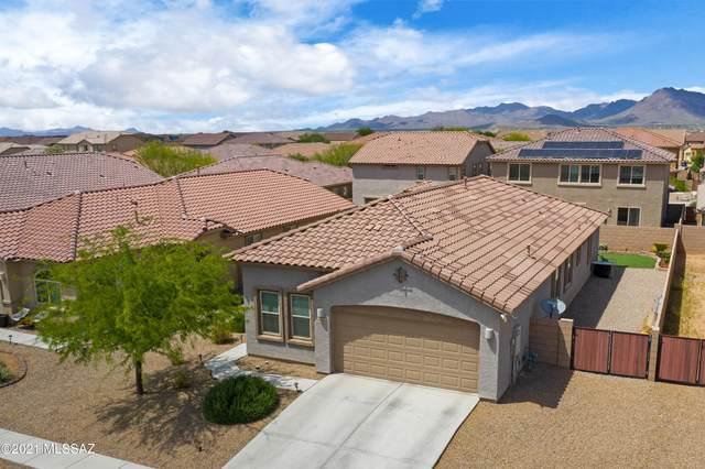 6386 W Willow Falls Way, Tucson, AZ 85757 (MLS #22111120) :: The Luna Team
