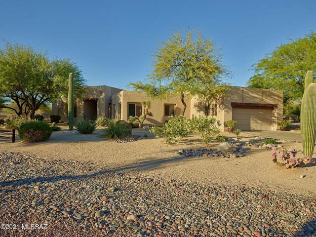 1230 W Saddlehorn Drive, Oro Valley, AZ 85704 (#22111127) :: Long Realty Company