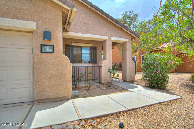 11309 W Harvester Drive, Marana, AZ 85653 (#22111132) :: Gateway Realty International