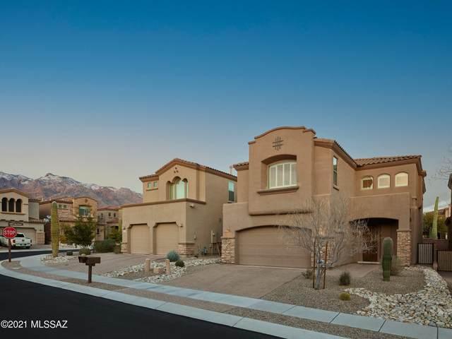 5796 N Winding Woods Place, Tucson, AZ 85718 (#22111160) :: AZ Power Team