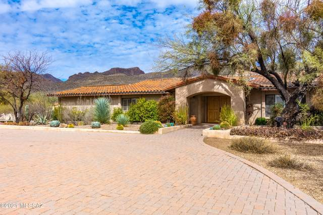 10211 E Cadillac Lane, Tucson, AZ 85749 (#22111165) :: Long Realty - The Vallee Gold Team