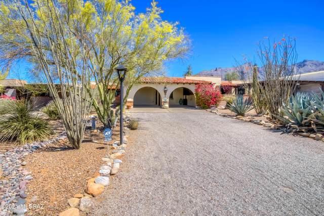 2765 E Avenida De Posada, Tucson, AZ 85718 (#22111168) :: Long Realty - The Vallee Gold Team