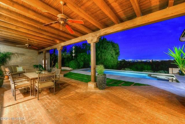 4941 N Circulo Sobrio, Tucson, AZ 85718 (#22111170) :: Tucson Real Estate Group
