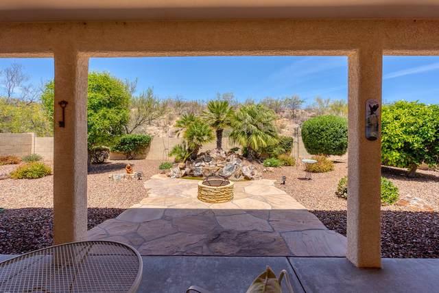 63744 E Desert Peak Drive, Saddlebrooke, AZ 85739 (#22111172) :: Long Realty Company