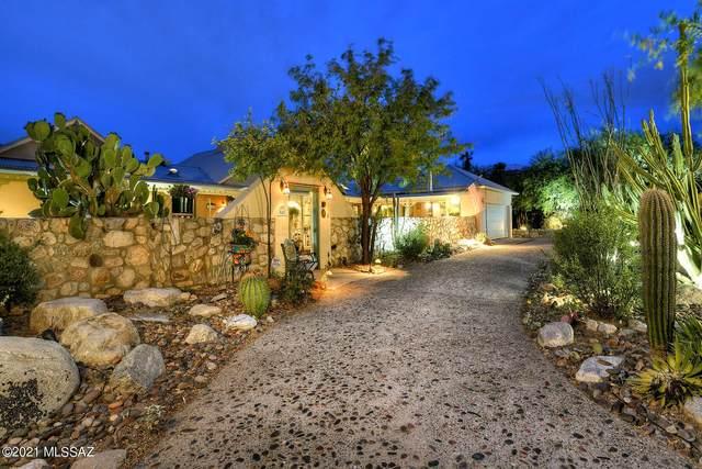 4162 E Coronado Drive, Tucson, AZ 85718 (#22111174) :: Tucson Real Estate Group