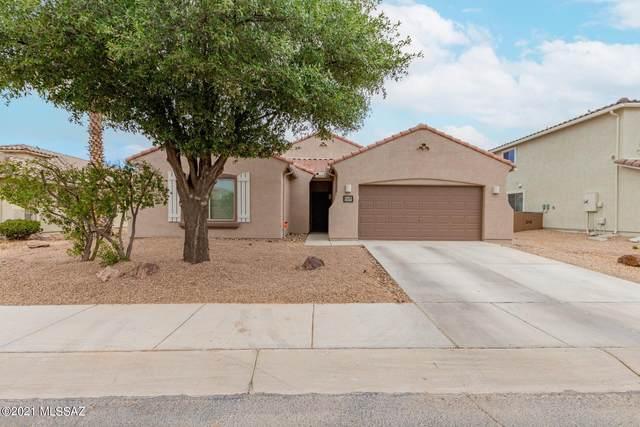 11114 W Denier Drive, Marana, AZ 85653 (MLS #22111181) :: The Luna Team