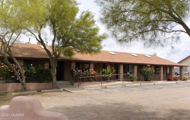 1880 W American Avenue, Oracle, AZ 85623 (#22111182) :: Luxury Group - Realty Executives Arizona Properties