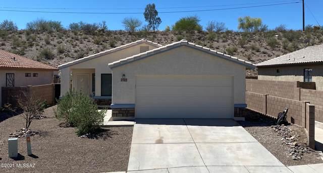 2525 W Teocalli Court, Tucson, AZ 85745 (#22111188) :: Tucson Real Estate Group