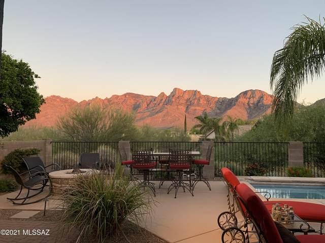 1550 E Ganymede Drive, Tucson, AZ 85737 (#22111189) :: The Local Real Estate Group | Realty Executives
