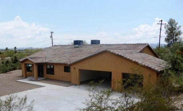 5433 N Kennebec Lane, Tucson, AZ 85704 (#22111201) :: Long Realty - The Vallee Gold Team