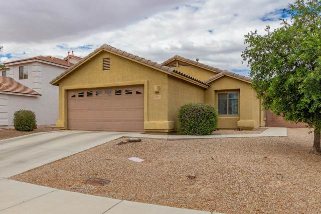 12897 N Steamboat Drive, Marana, AZ 85653 (MLS #22111234) :: The Luna Team