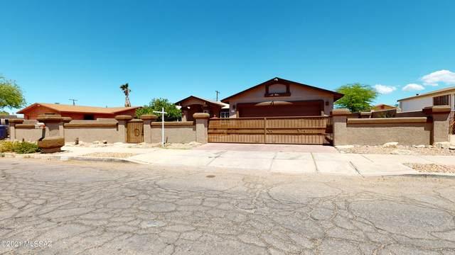 424 W Wyoming Street, Tucson, AZ 85706 (#22111237) :: Kino Abrams brokered by Tierra Antigua Realty