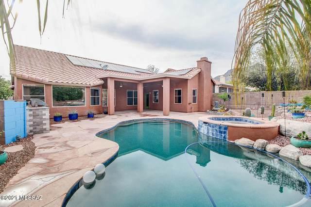 5560 N Ventana Vista Road, Tucson, AZ 85750 (#22111248) :: Long Realty - The Vallee Gold Team