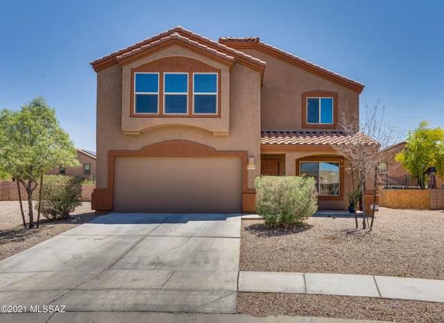 6545 W Ivy Falls Court, Tucson, AZ 85757 (MLS #22111253) :: The Luna Team