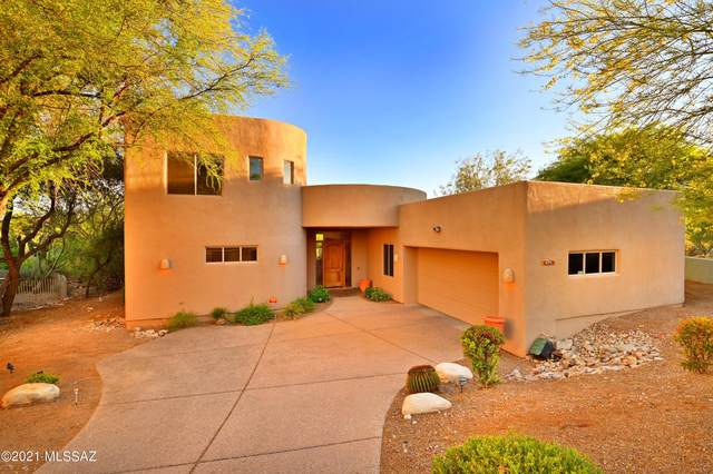 697 S Little Bird Place, Tucson, AZ 85745 (#22111265) :: Kino Abrams brokered by Tierra Antigua Realty