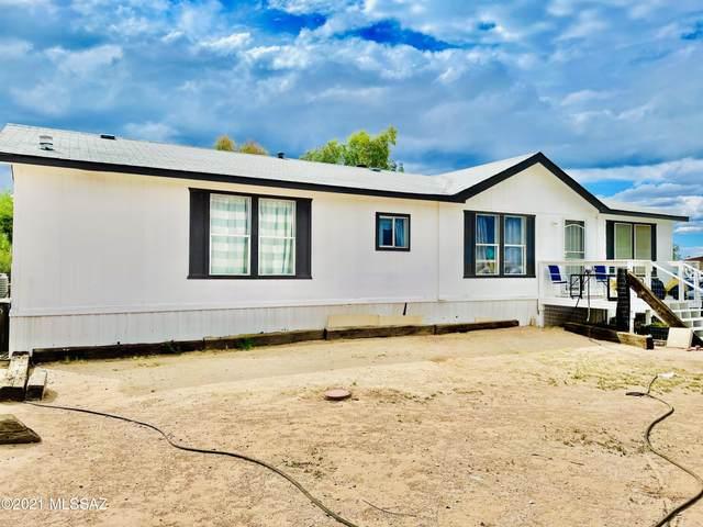 12201 N Derringer Road, Marana, AZ 85653 (#22111269) :: The Local Real Estate Group | Realty Executives
