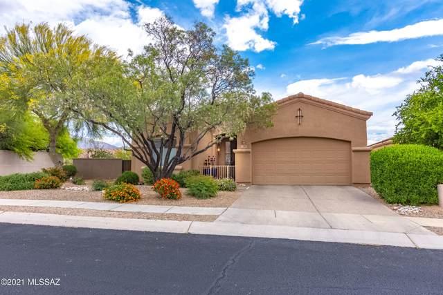 6314 N Via Lomas De Paloma, Tucson, AZ 85718 (#22111289) :: The Josh Berkley Team