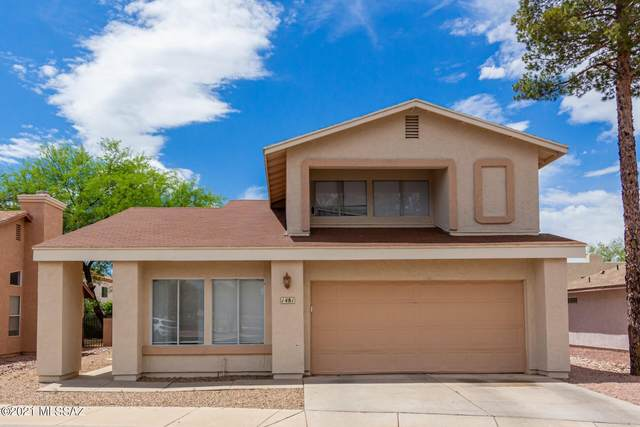 1481 N Calle De Durazo, Tucson, AZ 85715 (#22111293) :: Long Realty - The Vallee Gold Team