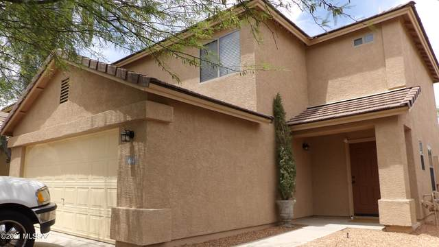 664 W Amber Sun Drive, Green Valley, AZ 85614 (#22111305) :: Gateway Realty International