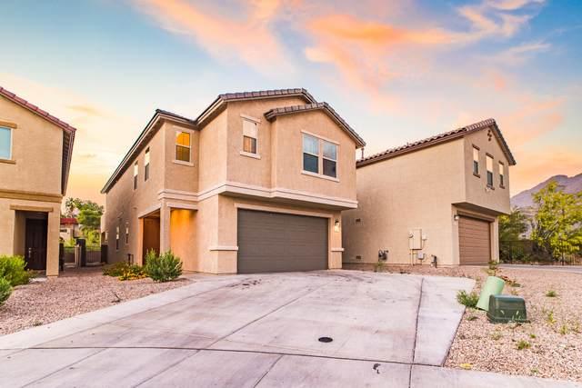 6269 N Saguaro Post Place, Tucson, AZ 85704 (MLS #22111309) :: The Luna Team