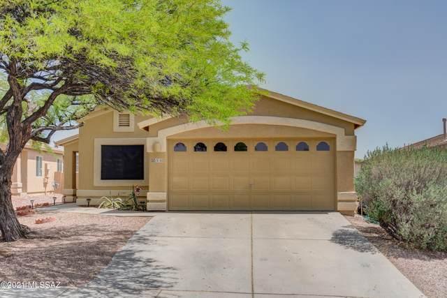 10182 E Desert Gorge Drive, Tucson, AZ 85747 (#22111313) :: Long Realty - The Vallee Gold Team