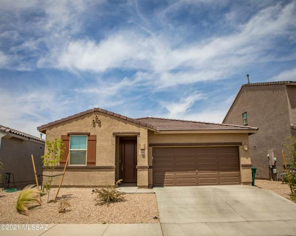 10692 W Hayward Drive, Marana, AZ 85658 (#22111330) :: Long Realty - The Vallee Gold Team