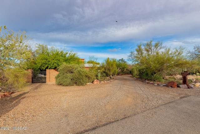 2280 N El Moraga Drive, Tucson, AZ 85745 (#22111340) :: Long Realty - The Vallee Gold Team