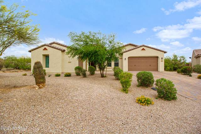 4334 N Black Stallion Court, Tucson, AZ 85749 (#22111345) :: Long Realty - The Vallee Gold Team