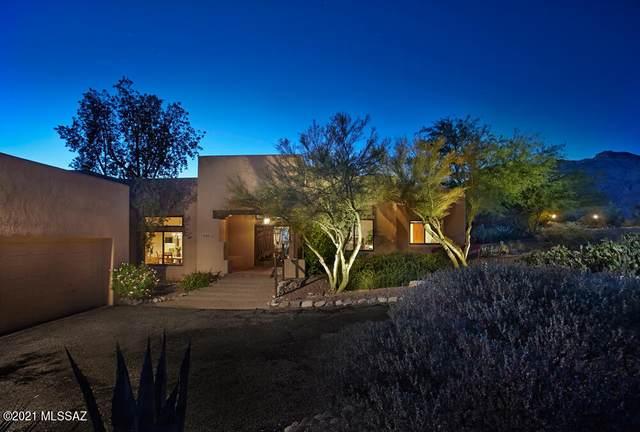 6645 E Circulo Invierno, Tucson, AZ 85750 (#22111356) :: Tucson Real Estate Group