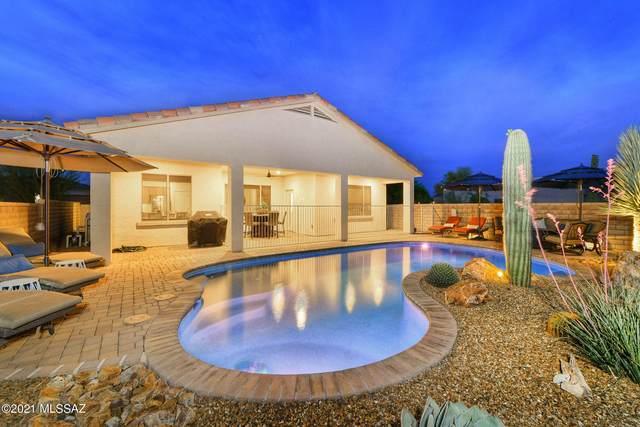 4419 W Cloud Ranch Place, Marana, AZ 85658 (#22111362) :: Long Realty - The Vallee Gold Team