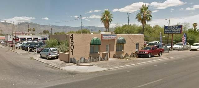 4501 E Speedway Boulevard #5, Tucson, AZ 85712 (#22111377) :: The Dream Team AZ