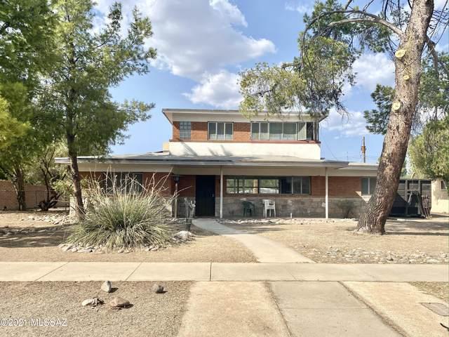 2215 E 8th Street, Tucson, AZ 85719 (#22111387) :: Tucson Real Estate Group
