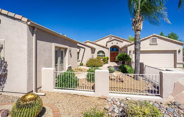 3374 S Abrego Drive, Green Valley, AZ 85614 (#22111392) :: Long Realty - The Vallee Gold Team