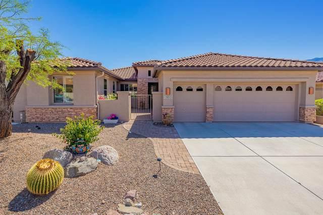 39553 S Hollywood Way, Tucson, AZ 85739 (MLS #22111407) :: The Luna Team