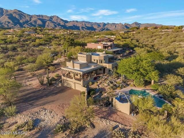 5730 E Territory Avenue, Tucson, AZ 85750 (#22111412) :: Long Realty - The Vallee Gold Team