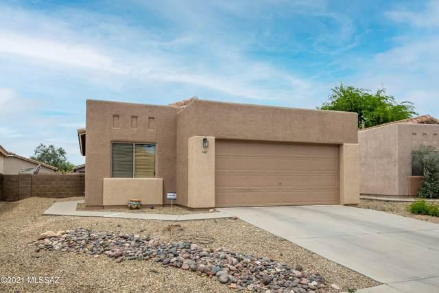 5437 N Willow Thicket Way, Tucson, AZ 85704 (#22111414) :: Tucson Property Executives