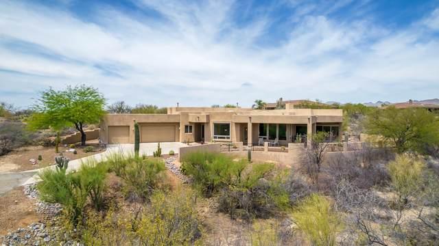 984 W Placita Luna Bella, Oro Valley, AZ 85755 (#22111419) :: Long Realty - The Vallee Gold Team