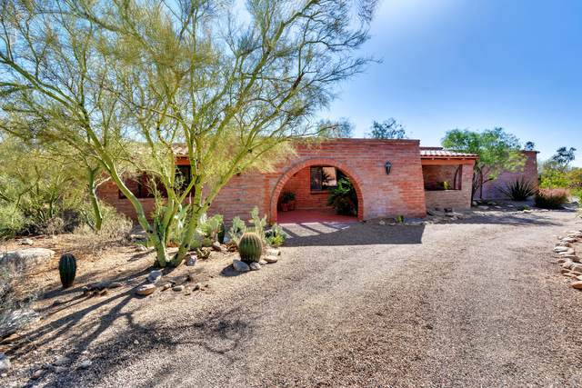 2234 E Miraval Tercero, Tucson, AZ 85718 (#22111429) :: Long Realty - The Vallee Gold Team