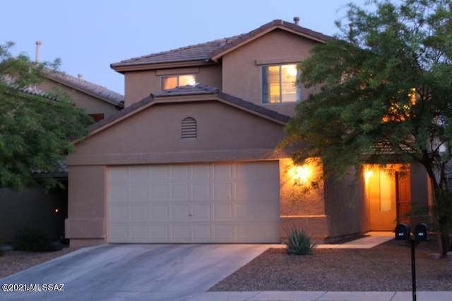 647 W Emerald Key Drive, Green Valley, AZ 85614 (#22111431) :: Gateway Realty International