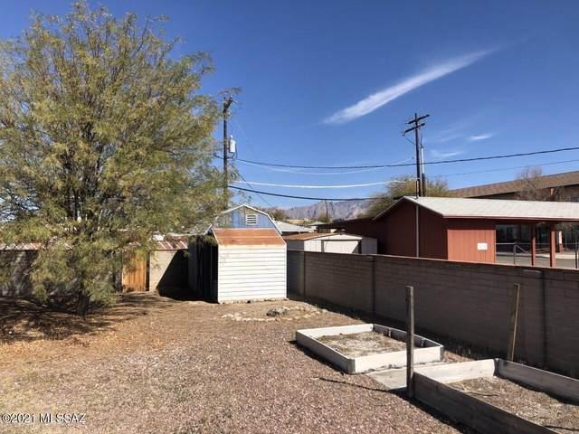 839 E Lester Street, Tucson, AZ 85719 (#22111439) :: Long Realty - The Vallee Gold Team