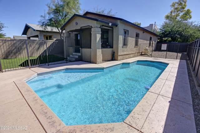 1100 E 9Th Street, Tucson, AZ 85719 (#22111444) :: Long Realty - The Vallee Gold Team