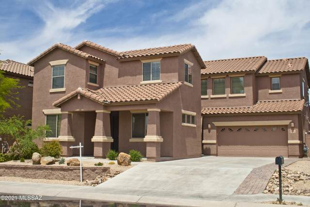3672 W Scavenger Drive, Marana, AZ 85658 (#22111446) :: The Josh Berkley Team
