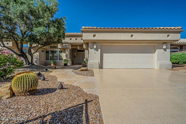 14693 N Lost Arrow Drive, Oro Valley, AZ 85755 (#22111450) :: Long Realty - The Vallee Gold Team