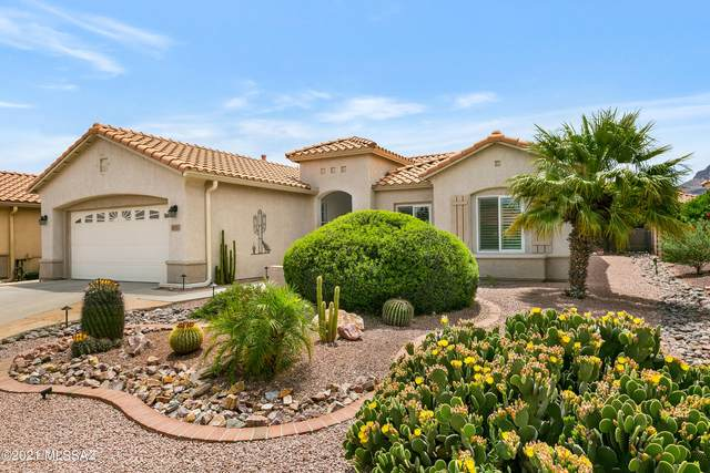 8101 W Morning Light Way, Tucson, AZ 85743 (#22111464) :: Long Realty - The Vallee Gold Team