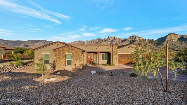 11380 N Village Canyon Place, Oro Valley, AZ 85737 (#22111471) :: Long Realty - The Vallee Gold Team